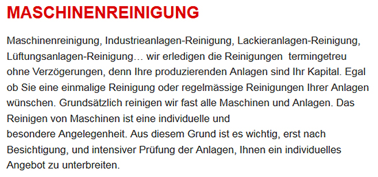 Trockenreinigung für  Bietigheim-Bissingen